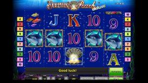 Dolphin Pearl Jocuri Aparate